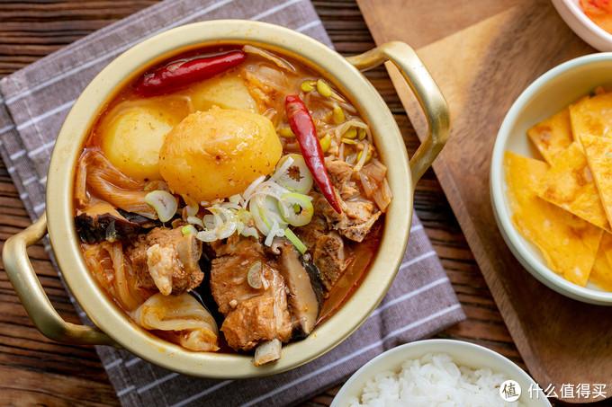 脊骨土豆汤,在家30元成本,好吃到扶墙