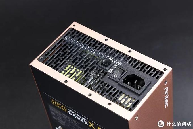 安钛克HCG X850 Extreme金牌全模组电源 开箱