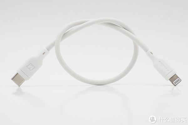 MOMAX摩米士USB-C to Lightning PD快充短线上手评测