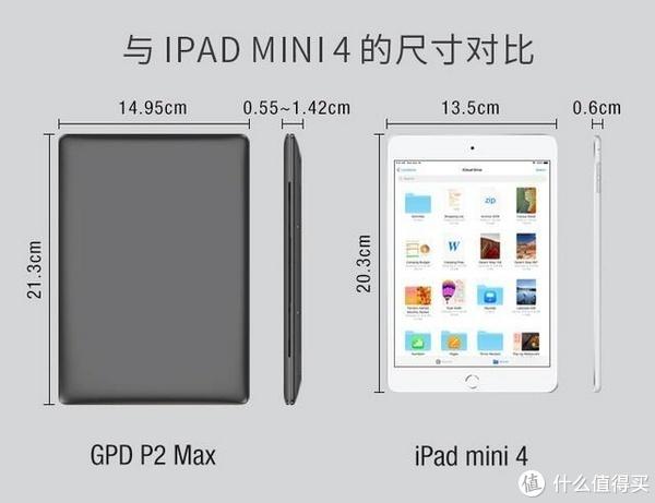 掌上生产力工具:GPD P2 Max袖珍笔记本登场