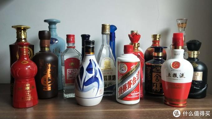 关于各种选白酒的建议