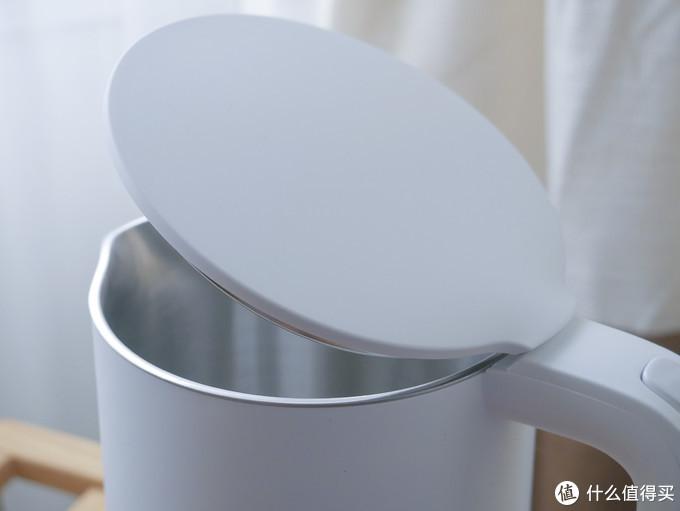 不漏水 不烫手的米家电热水壶开箱晒单