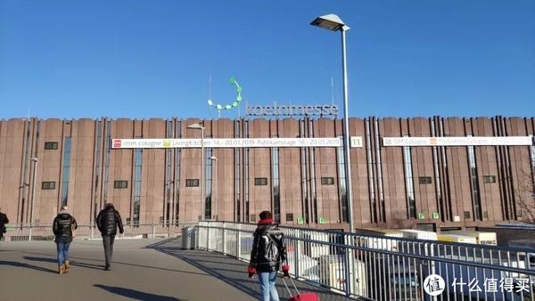 ▲国际室内设计展,坐标:德国科隆
