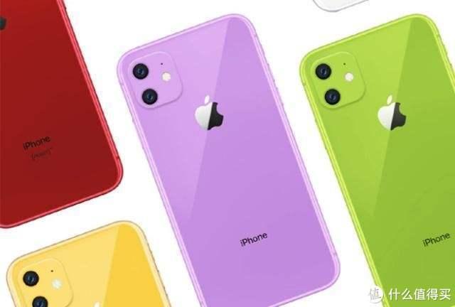 以绿之名,iPhone XR的新配色