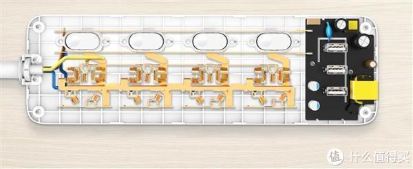 米家四位四控插线板正式发布 小米旗舰杀手全新形象公布
