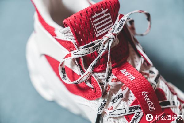 """准备走起,""""霸道""""开路:ANTA可乐联名款潮流休闲运动鞋"""