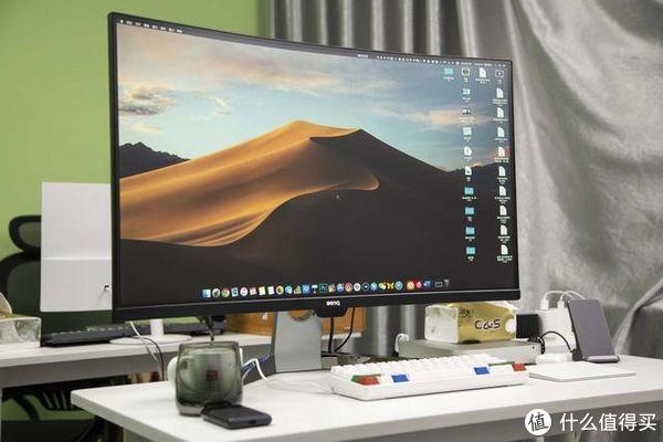 曲面不仅为游戏,办公也无可挑剔,明基 BenQ EX3203R 显示器评测