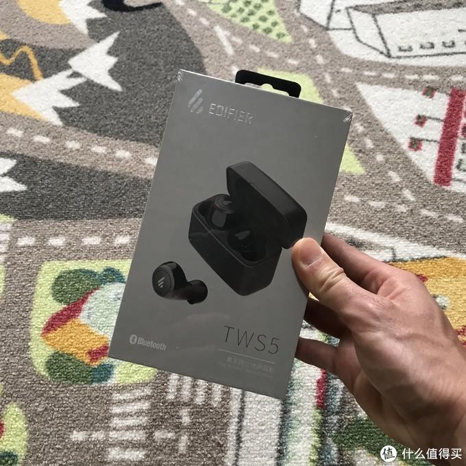 小巧好用!价位适中!EDIFIER TWS5 真无线立体声蓝牙耳机众测报告