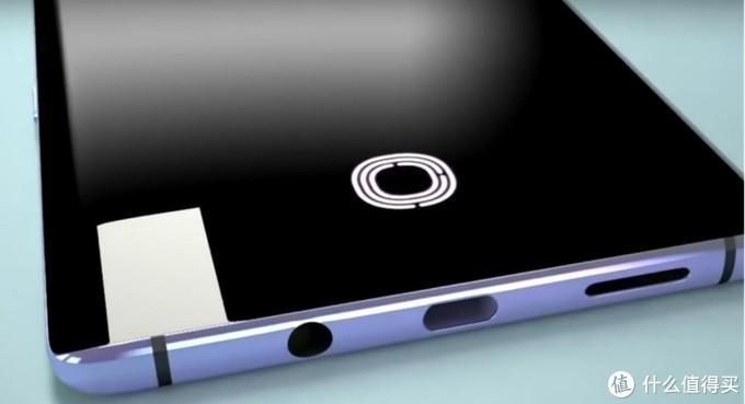 三星Note10概念机曝光,网友:有点另类的设计