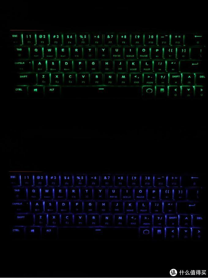 酷冷至尊 SK621 Cherry MX矮轴机械键盘 入手体验