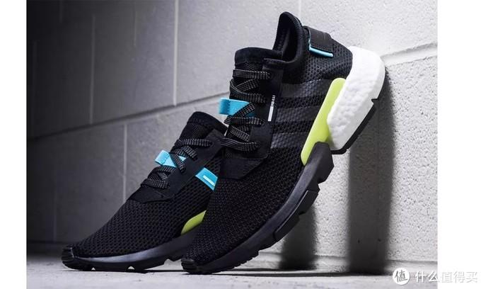 透气轻量Q弹——Adidas POD-S3.1 G54741新时代运动鞋小测评