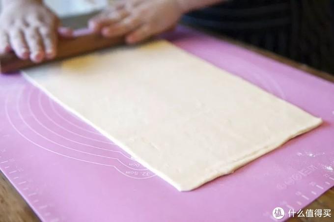 比馒头更好吃,比面包更简单!松软香甜的年轮小饼,用平底锅就能做出来