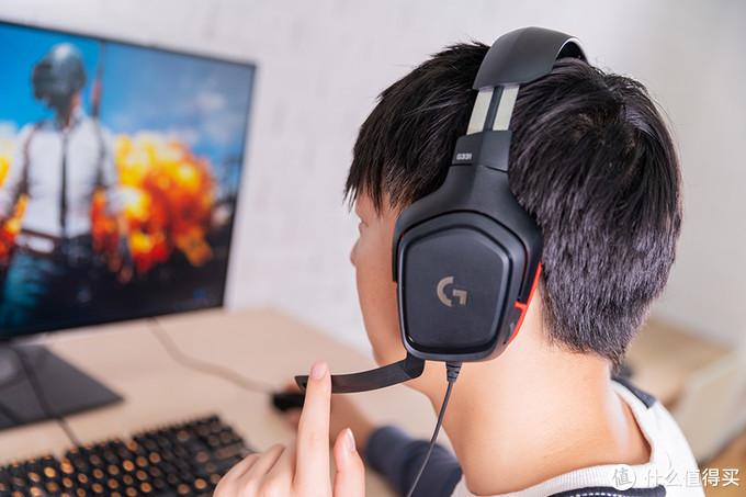 电竞风和性价比的完美结合 罗技G331立体声游戏耳机评测