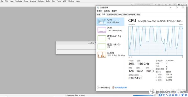 E480 CPU占用率