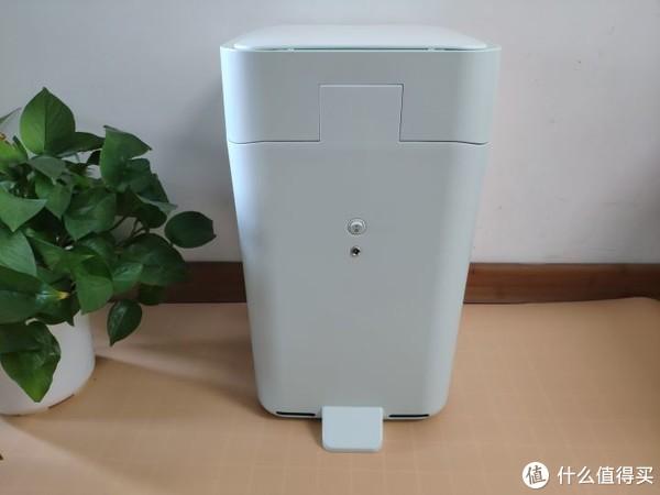 种草推荐懒人必备:红外感应,自动打包换袋的智能垃圾桶
