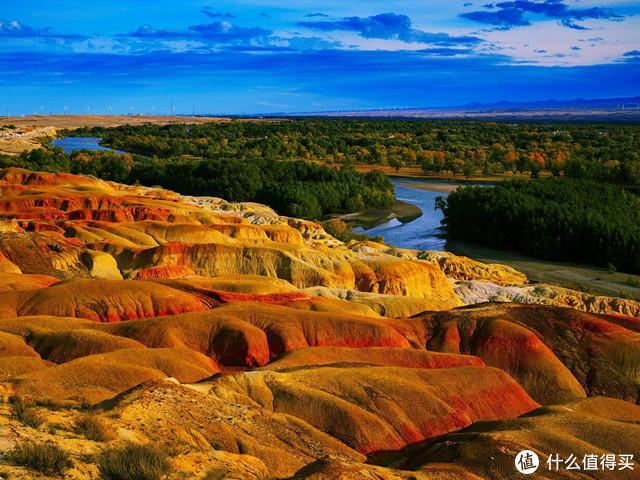 毕业旅游想去新疆乌鲁木齐,那么新疆有哪些地方会吸引你呢?