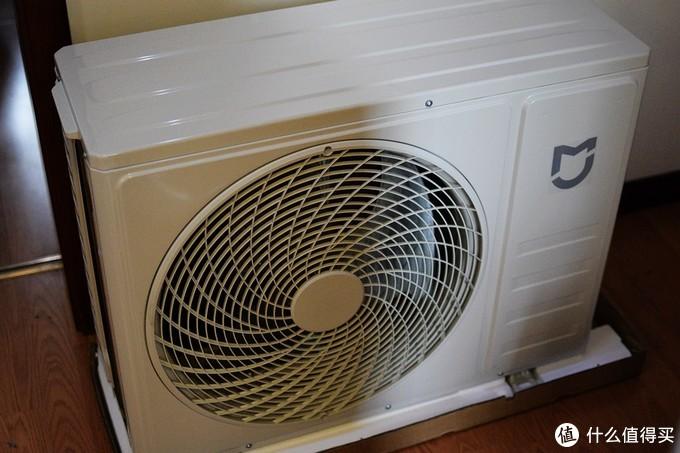 网红爆品!小米米家互联网立式空调C1安装大曝光 ,2999元价格真香。