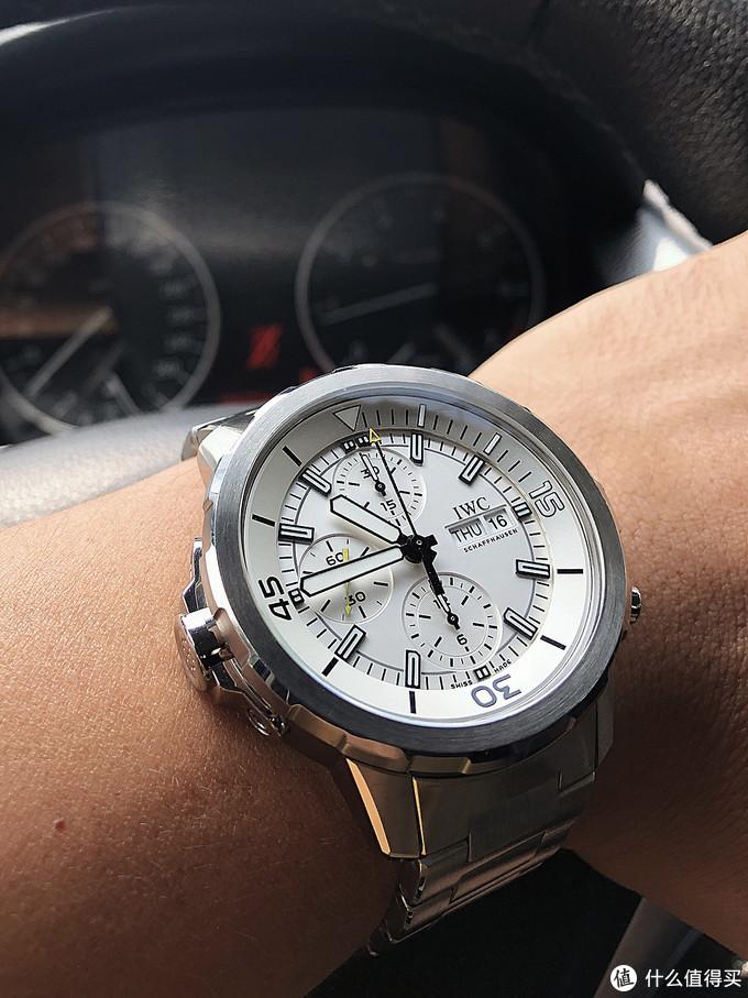 可以挡子弹的手表——巨型表推荐大全
