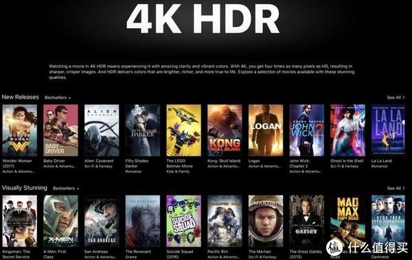 市售顶级画质+音质 UHD电影 5月上半月 发布汇总