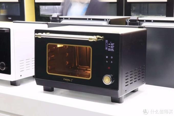 法帅25L蒸汽烤箱2019年新品,拍摄于上海AWE展会