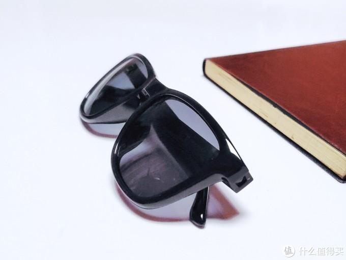 米家复古方框太阳镜,卡榫结构、一体式鼻托、助你无忧出行