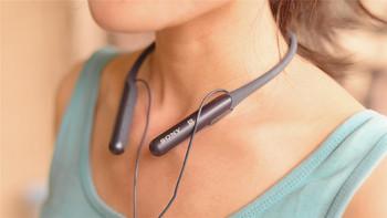 索尼 WI-C600N 颈挂式降噪耳机使用总结(音质|重量)