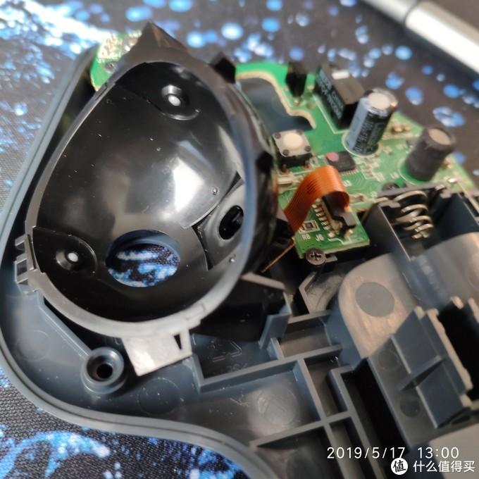 """罗技M570轨迹球""""翻新""""&挑选和更换微动的那些小事儿"""