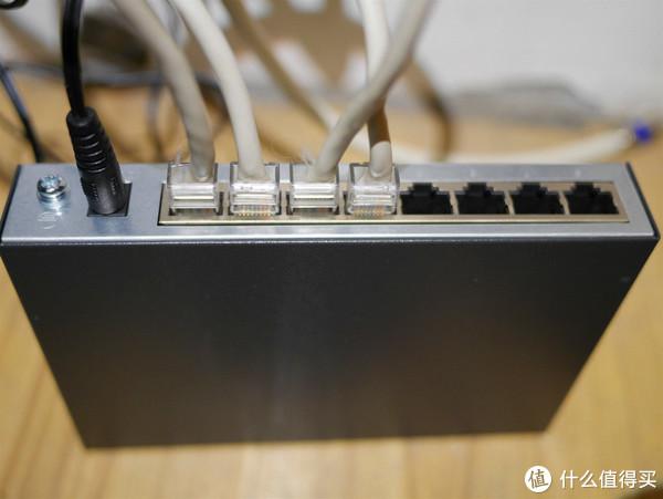 华三(H3C)S8G 8口千兆铁壳家用交换机轻晒