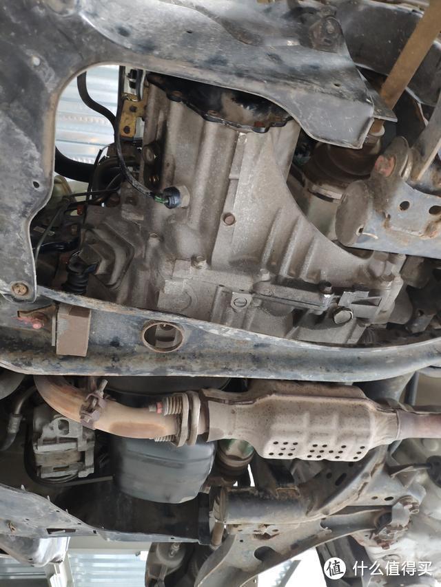 03年出厂的马自达3首次更换离合器套装,当年的质量真走心了