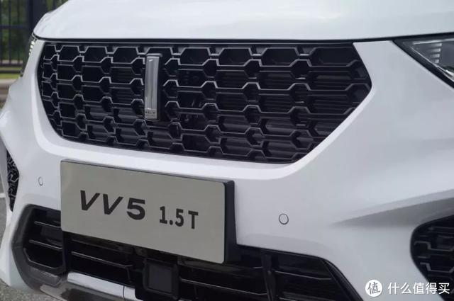 先锋外表下有颗柔顺的心,WEY VV5 1.5T车型试驾