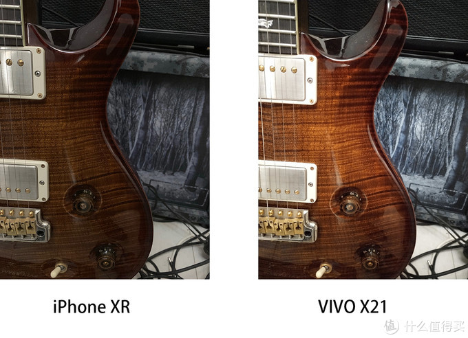 这张却是X21表现得更好,亮度高不少,颜色也更加丰富。