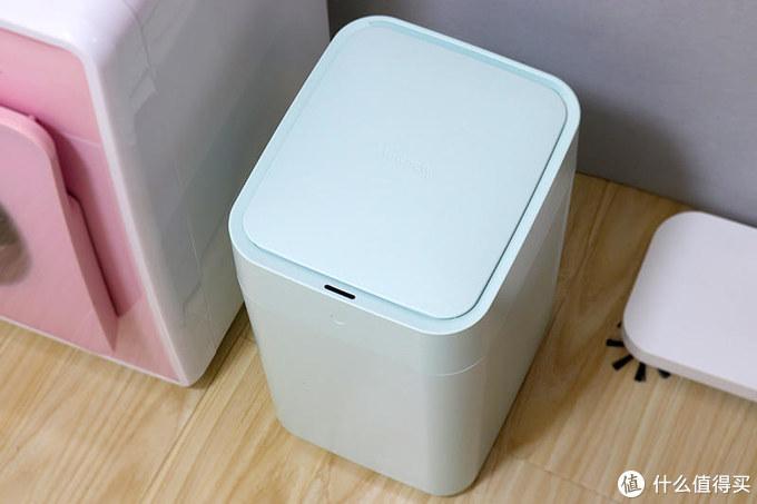 倒垃圾全程不脏手:智能垃圾桶能有多聪明?