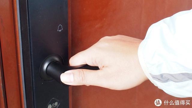 让每一次回家都变得轻松愉悦:小益智能指纹锁E206体验