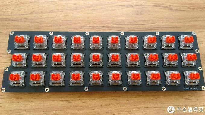 Gherkin 30 机械键盘交流笔记 Vol.1