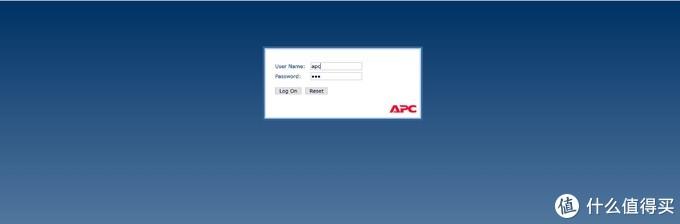 AP9617 管理界面
