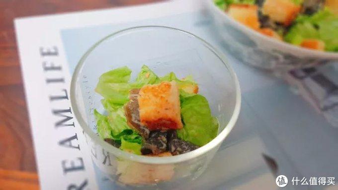这种绿色沙拉,味道赞营养多,常吃就能拥有好身材
