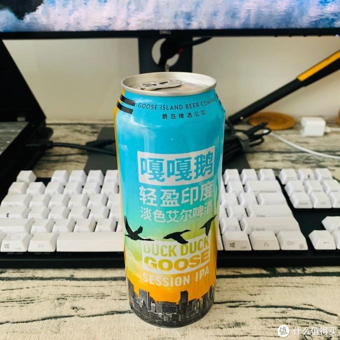 嘎嘎鹅轻盈IPA啤酒
