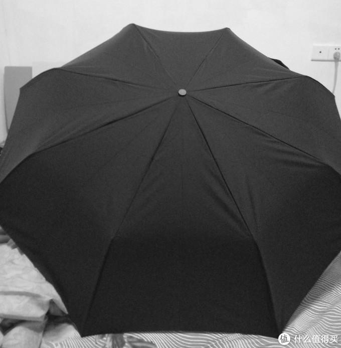 开箱|小米自动折叠伞,这款实用与艺术并存的工具,了解一下