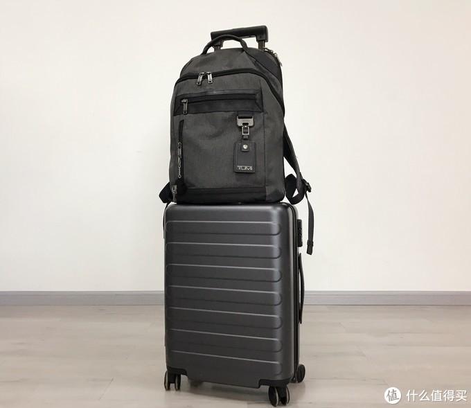 工作狗的出差装备——90分 20寸7道杠行李箱