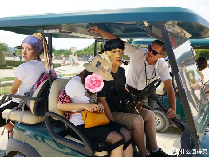 女司机带你去巴黎郊外看凡尔赛、世界杯和印象派