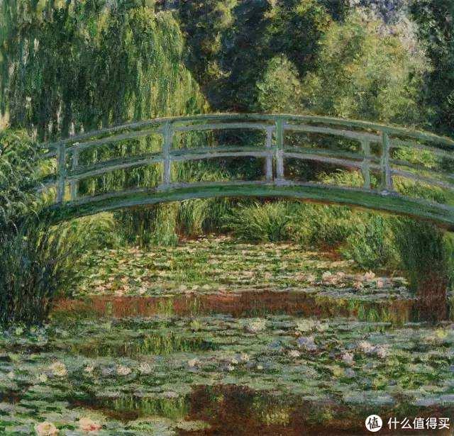《日本桥》莫奈