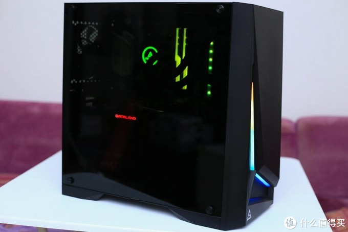 给MATX主板找个新家:安钛克DP301M机箱 & K240RGB水冷散热器