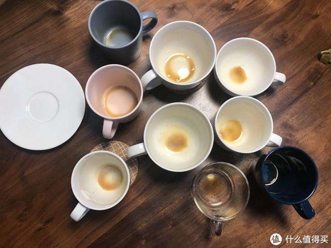 我从宜家带回了9只杯子,妈妈问我是不是疯了