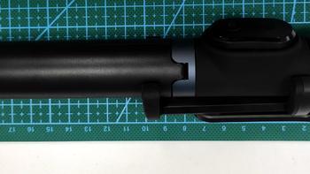 小米 支架式自拍杆外观展示(手柄|支架|插槽)