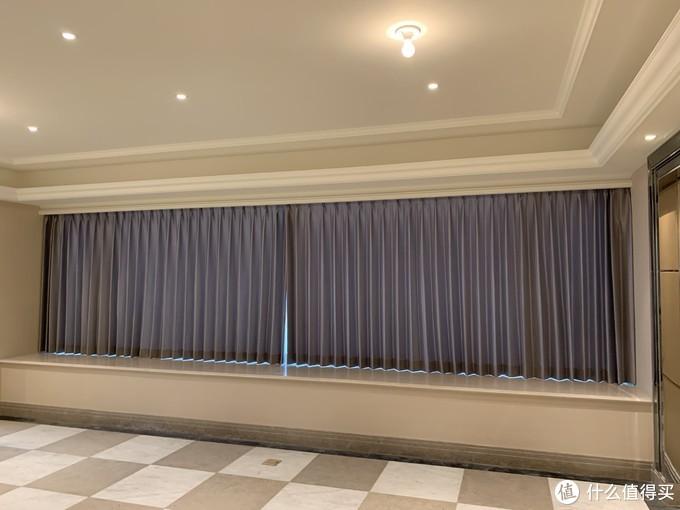 客餐厅窗帘