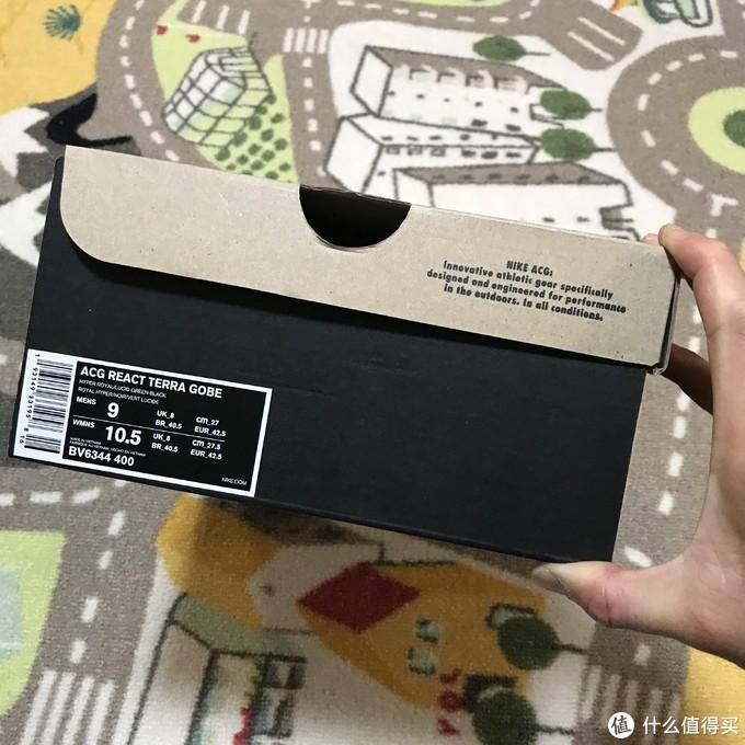 Nike ACG React Terra Gobe 越野跑鞋