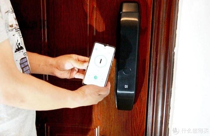 牵手小米接入米家app,施曼小嘀Q3让开门从未如此简单
