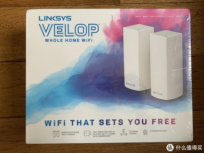 家庭WiFi布网实战:velop linksys mesh尝试