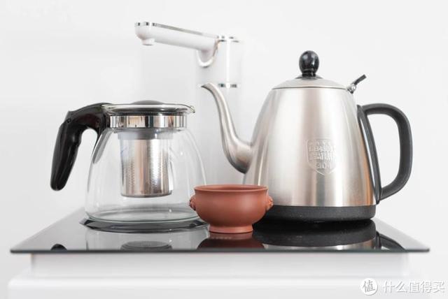 多少人在520向父母告白过?不善言辞的我选择给爱喝茶的他们送个茶吧机