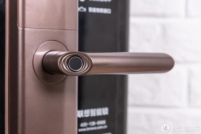 联想智能指纹锁R2 WiFi版评测:不仅简单好用,还比传统门锁更安全